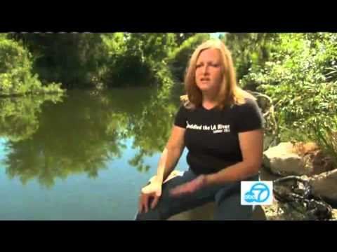 """One of KABC Eye on LA's """"Best of Los Angeles"""" - Paddle the LA River"""