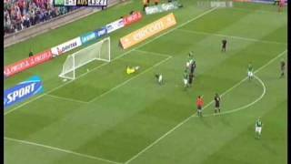Republic of Ireland vs Australia - Goals 13/08/09