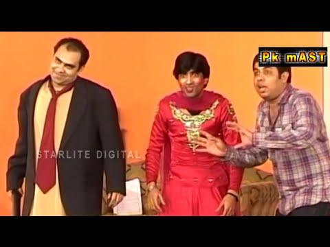 Best Of Sajan Abbas and Naseem Vicky Full Funny Comedy Clip   Pk Mast