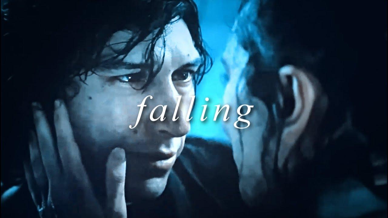 Ben Solo Rey Falling Youtube