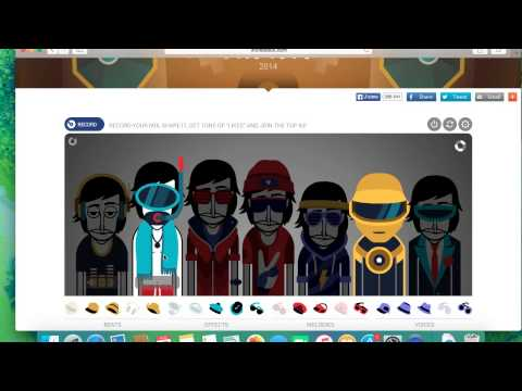 Making music | incredibox