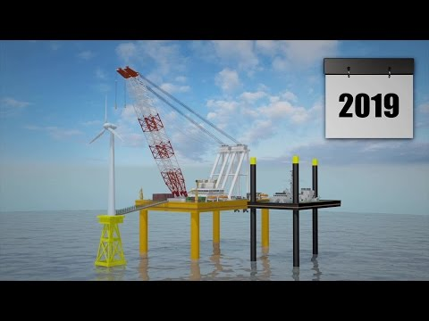 Largest offshore wind farm in the U.S. to be built in Long Island