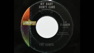 The Gants - My Baby Don