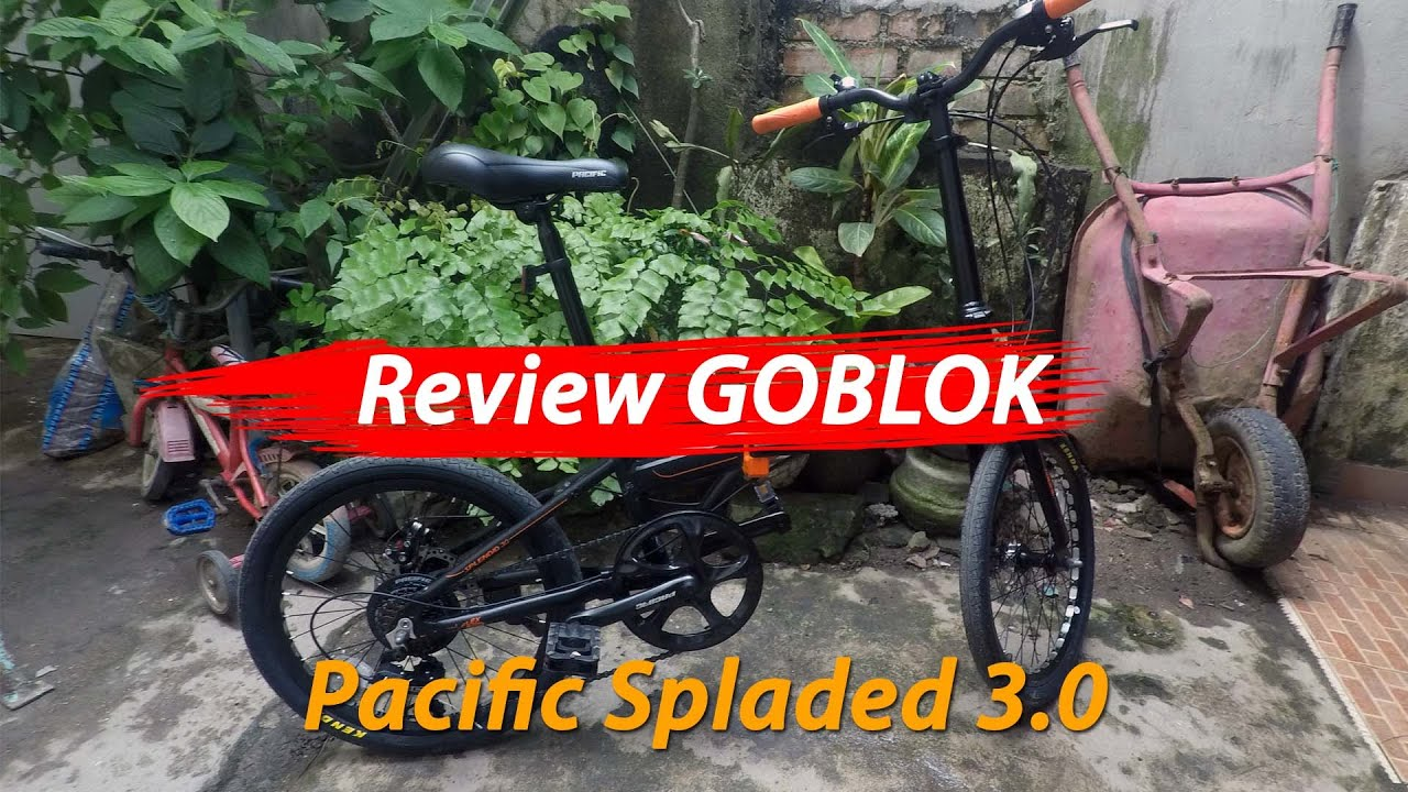 Sepeda Lipat Pacific SPLENDID 3.0 YouTube