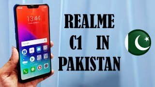 Realme C1 in Pakistan | Unboxing | Complete Urdu/Hindi Review and Price Coming soon