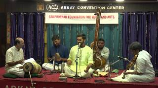 Sampoornam Foundations For Music and Arts-Aswath Narayanan Vocal