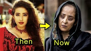Top 10 Famous Lost Actress Of Bollywood Then and Now