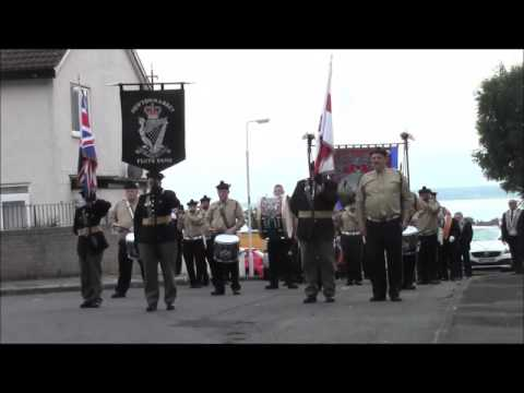 Newtownabbey Flute Band 12th July 2016