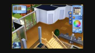 The Sims 3 - Building A House 19 - Living³ - Part 5 -