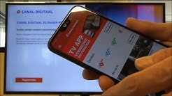 Canal Digitaal TV App voor smart-tv's van LG & Samsung (2018)