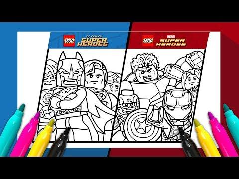 Justice League Coloring Pages - GetColoringPages.com | 360x480