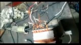 Criando uma fonte 12 volts 50A Parte 1 de 6