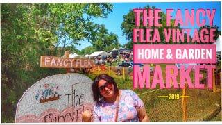 Florida's Best Flea Market Show - The Fancy Flea Vintage Home & Garden Market