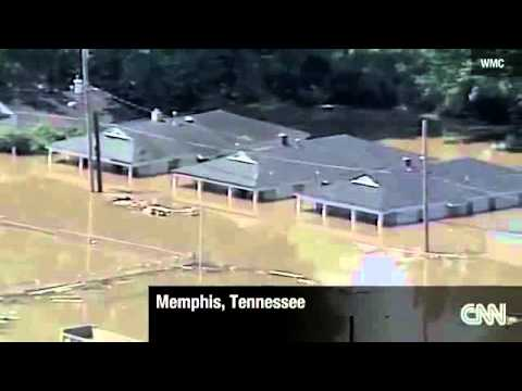 Memphis Tennessee Flooding CNN News