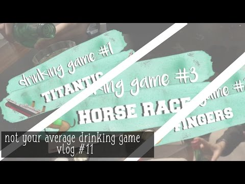 not your average drinking game(s) | andriamartinez