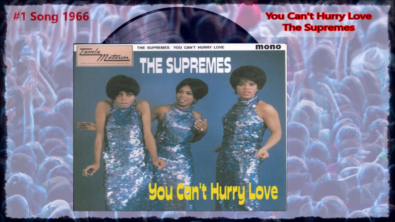 You Can't Hurry Love Lyrics