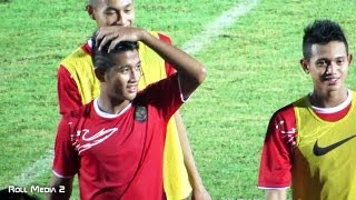 Wajah-Wajah Timnas U19 Usai Pertandingan, Tetap Semangat Tak Tampak Kelelahan
