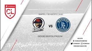 Belmopan Bandits FC vs FC Motagua