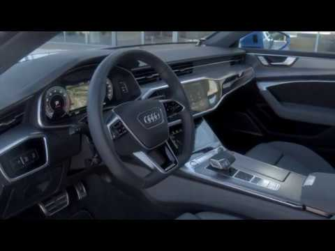 Audi A7 Sportback (Intérieur) - YouTube