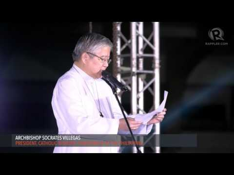 CBCP head on Walk for Life: 'Huwag matakot sa dilim'