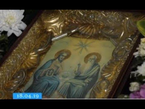 ТРК ВіККА: Черкаські церковники й волонтери організували акцію «Подаруй паску воїну»