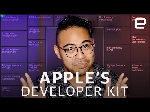 Apple's Developer Transition Kit is a faceless iPad, and we want one