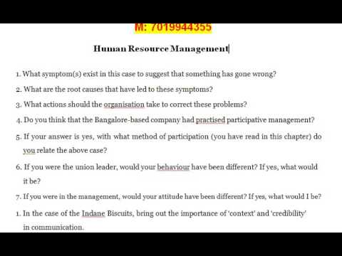 Do you think that the Bangalore based company had practised participative  management