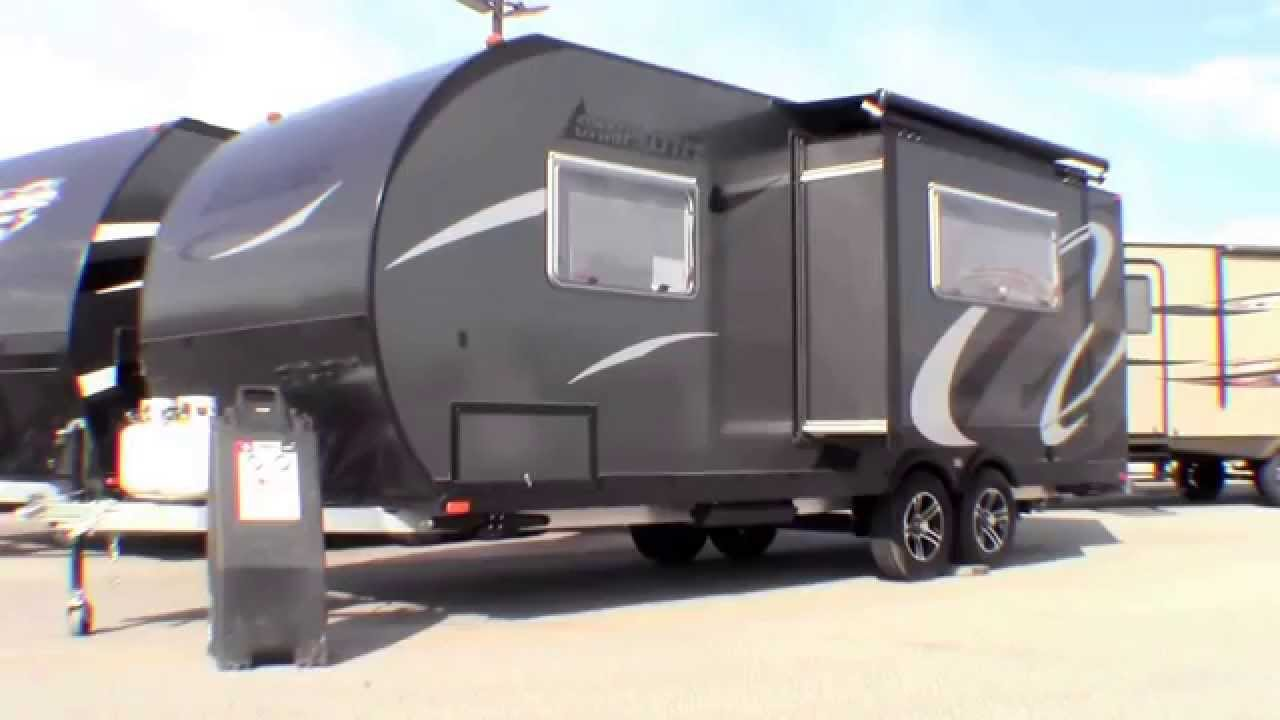 Ron's New 2015 Camp Lite 21RBS Travel Trailer  Thanks, and Enjoy!