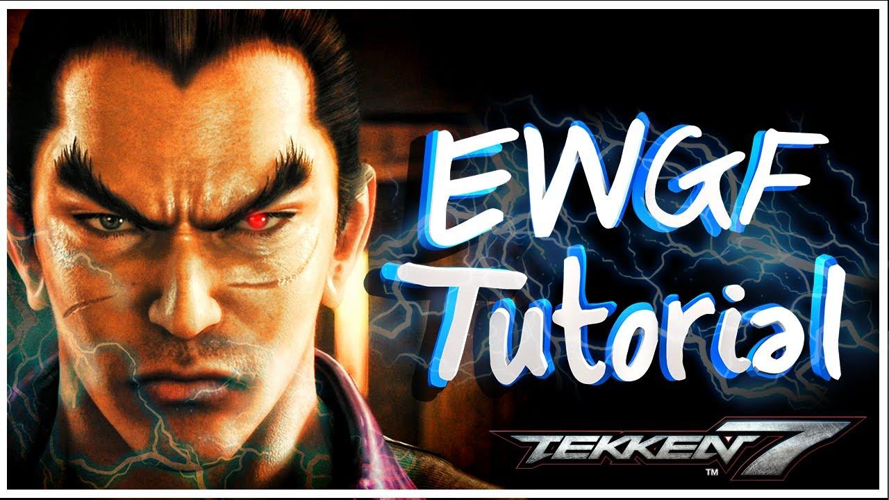 Tekken 7 Ewgf Easy Guide Tutorial Pad Youtube