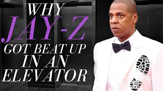 Why Jay Z Got Beat Up in an Elevator