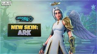 """New """"Ark"""" Skin - Fortnite Battle Royale - JaredFPS"""
