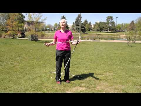 Nordic Walking vs. Trekking Poles What's the Difference?