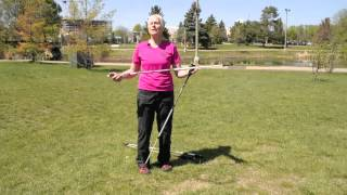 Nordic Walking vs. Trekking Poles - What