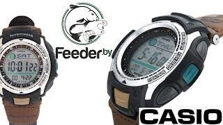 Рыболовные часы Casio PATHFINDER Fishing(В этом обзоры вы видите рыболовные часы Casio PATHFINDER Fishing (PAS400B-5V), которые по своему набору функций подходят..., 2014-03-01T23:11:07.000Z)