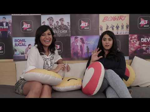 Ekta Kapoor Interview With MissMalini | Alt Balaji