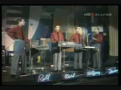 Kraftwerk's live performances