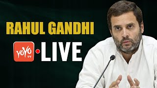 LIVE : Congress Rahul Gandhi Live | Congress Party Live | Indian National Congress | YOYO TV Channel