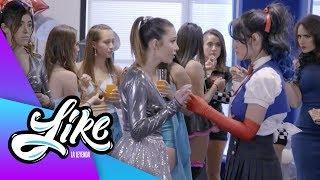 ¡Antonia descubre que Emilia le puso una trampa! | Like la leyenda - Televisa