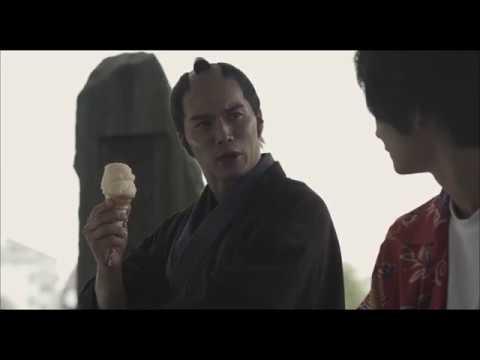 映画『サムライせんせい』予告編