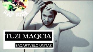 TUZI MAQCIA (rap rise) - საქართველო უნიტაზი | saqartvelo unitazi (official video)(rap rise 2014)