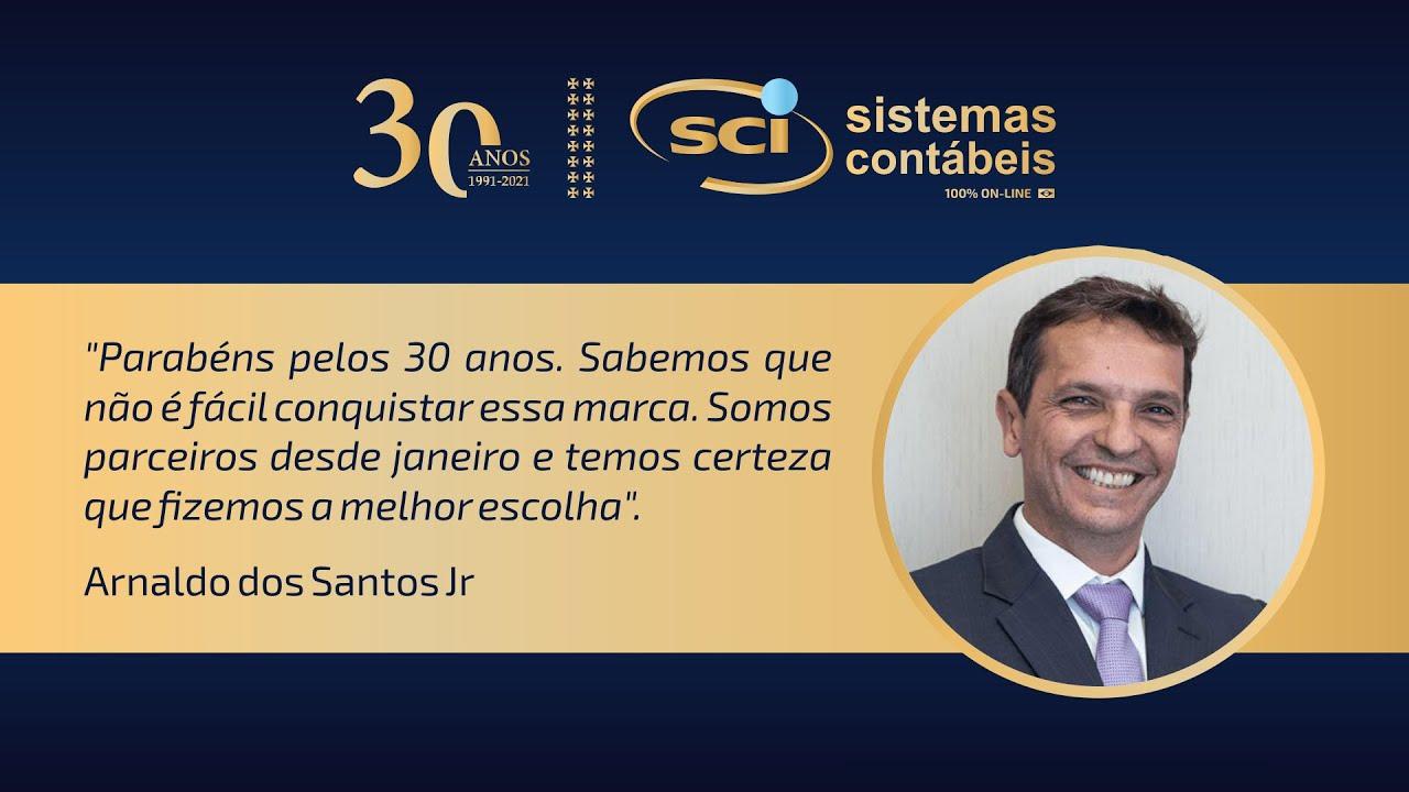 SCI 30 ANOS: reconhecimento de novos clientes