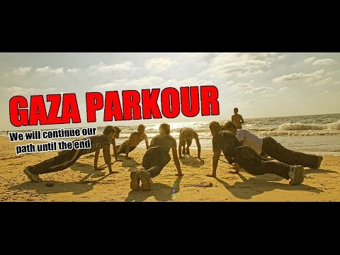 The Daily life | Gaza Parkour