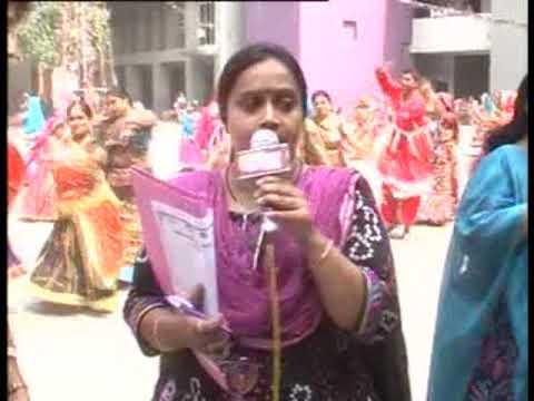 SURAT CHANNEL: SHERI GARBA NAVRATRI 2012 ,SANSKAR BHARTI SCHOOL,SURAT