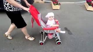Детская прогулочная коляска Corol S-2