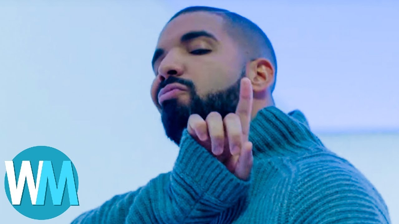 Top 10 Best Drake Music Videos Youtube