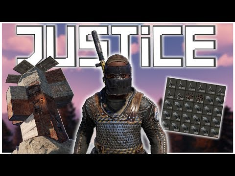 Serving JUSTICE to a POWERFUL Group - RUST thumbnail
