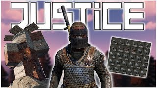 Serving JUSTICE to a POWERFUL Group - RUST