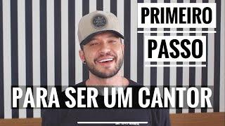 O PRIMEIRO PASSO PARA CONSTRUIR UMA CARREIRA NA MUSICA DO ZERO | Bruno Araujo