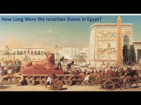 Were The Israelites Really Slaves In Egypt For 400 Years? (In-Depth Study)