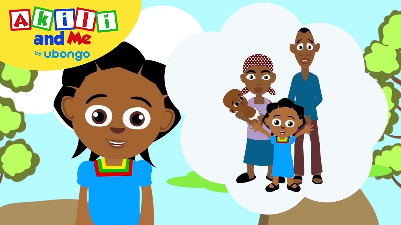 Parents of Lala Land | Akili and Me | Cartoons from Africa for Preschoolers